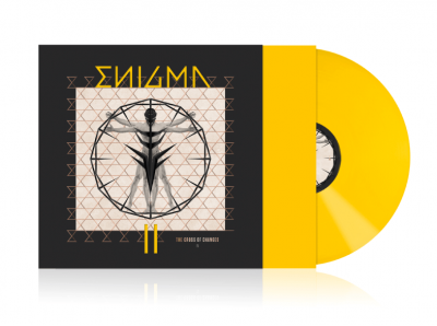 Enigma ‎– The Cross Of Changes (Yellow)